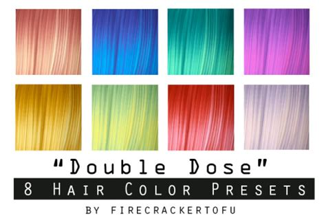 hair color to download for sims 3 firecracker tofu