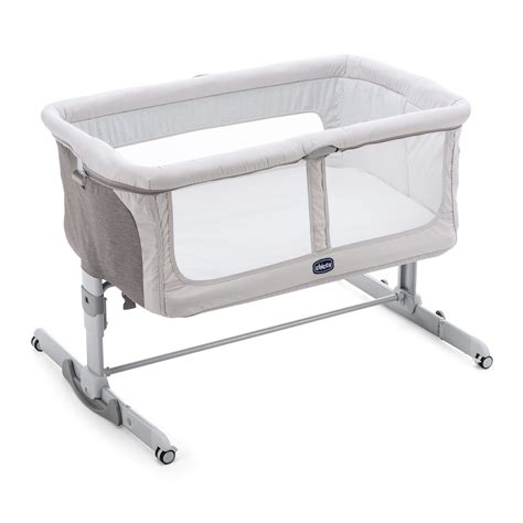 next2me chicco chicco cot next2me 2018 legend buy at kidsroom
