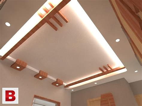 pop decoration at home ceiling multi decor modern false ceiling for home office shop