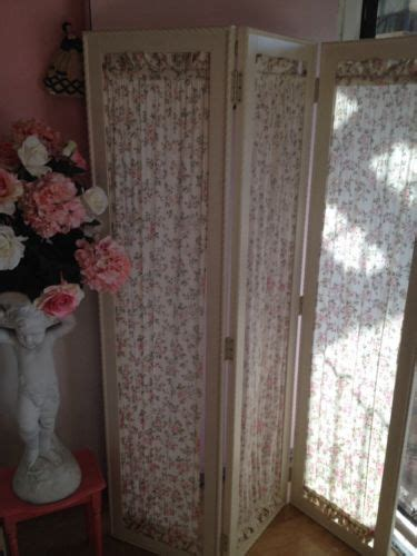 rachel ashwell simply shabby chic vintage dressing screen