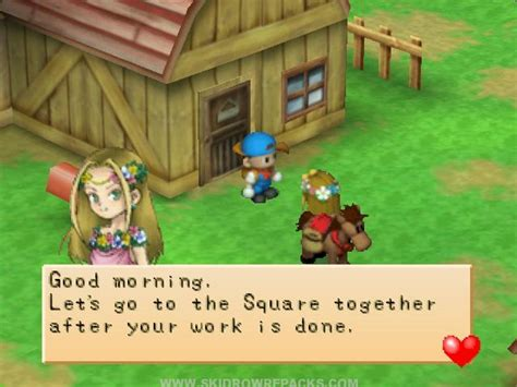 Free download game harvest moon boy and girl for psp