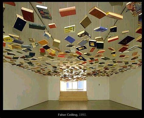 Ceiling Design Book Richard Wentworth S False Ceiling Exhibition Book