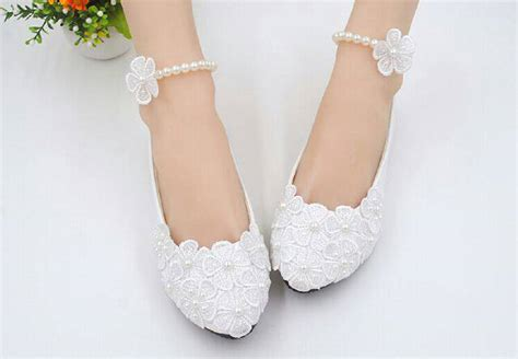 Flat Shoes Cantik Warna Fanta sepatu teplek putih quot snow white flat shoes quot model terbaru