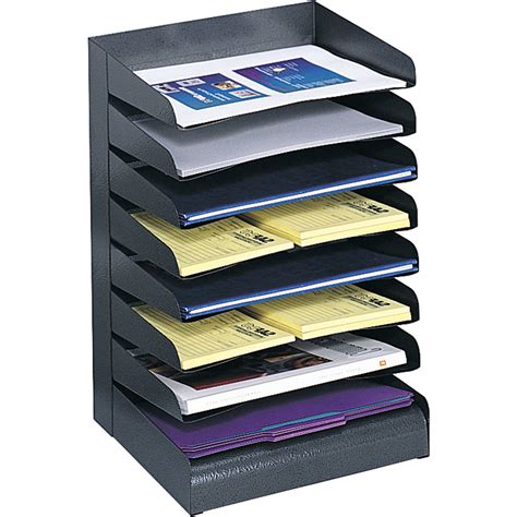Desk Paper Organizers Desktop Paper Organizer In File And Mail Organizers