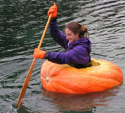 pumpkin boat 17 best images about giant pumpkins on pinterest the