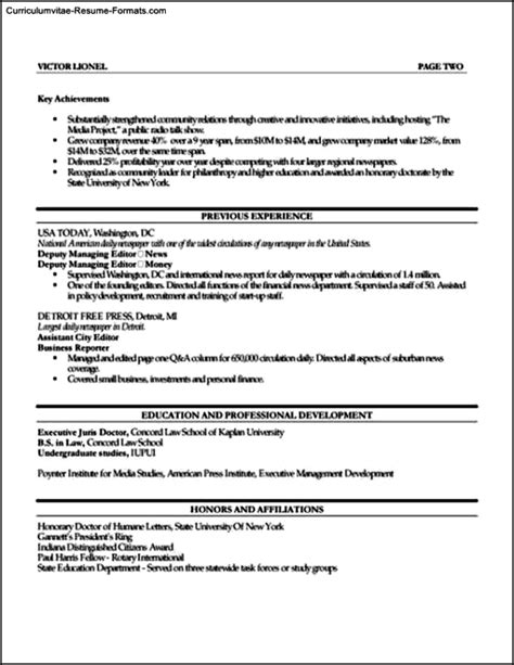 Microsoft Resume Sles by Resume Template Publisher 28 Images Resume Templates