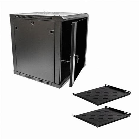 24 inch depth cabinets 12u it wall mount network server data cabinet enclosure 24