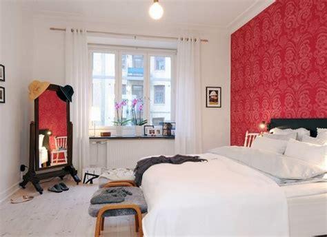 Black And White Wallpaper Bedroom Design акцентная стена в интерьере 171 осторожное безумство 187 домфронт