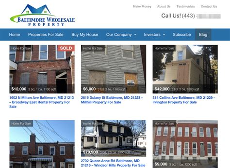 property listing website template new property listing website updates see the changes