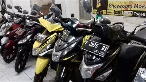 Jual Alarm Sepeda Motor Malang harga sepeda motor beat bekas malang caferacer 1firts