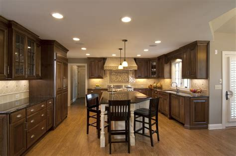 Kitchen Cabinets Naperville Naperville Kitchen Remodel Traditional Kitchen Chicago By Normandy Remodeling