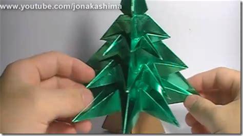 arbol de navidad papiroflexia 193 rboles de navidad en papiroflexia para decoraci 243 n