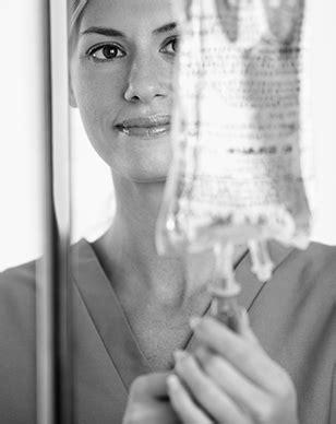 Perfusion à domicile - Infirmiers de différents services