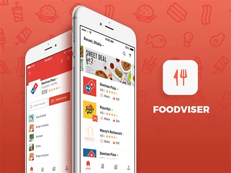 best online food ordering mobile app templates premium