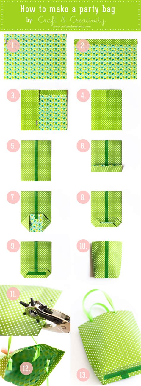 Easy Steps To Make Paper Bags - 9 diy gift wrap ideas all gifts considered