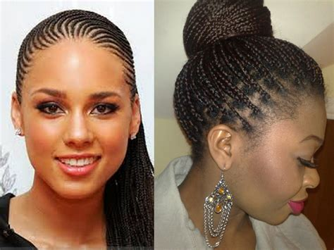 latest ghana weave on ghana braids styles hairstylegalleries com