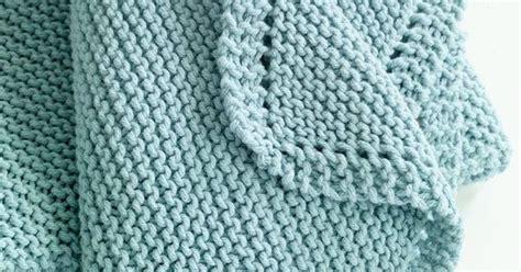Garter Stitch Baby Blanket Pattern by Garter Stitch Baby Blanket Yarn Baby Stuff