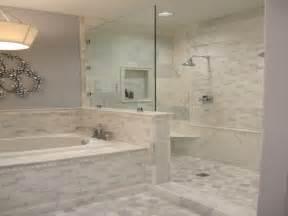 carrara marble bathroom floor tile ideas bathrooms luxury daily