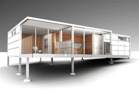 Amazing Modern Bedrooms Asul S Modern Prefab Housing System Achieves 100 Sq Foot