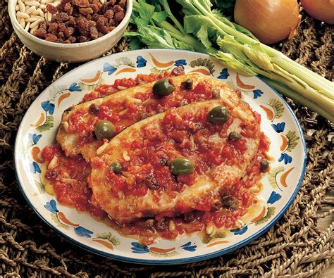 cucina siciliana pesce ricetta pesce spada alla siciliana le ricette de la