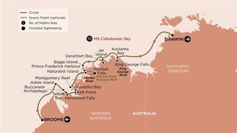 Coastal Floor Plans kimberley wilderness adventures gkcs11r coastal cruise