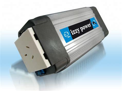 Izzy Power Dc To Ac Car Inverter 120 Watt 12 Volt With 3a 5v Usb Port Izzy Power Dc To Ac Car Inverter Ht E 350 24 350 Watt 24