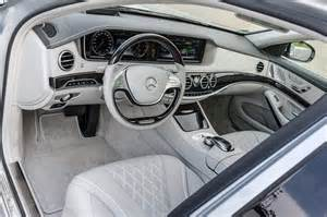 2015 mercedes s550 in hybrid interior photo 8