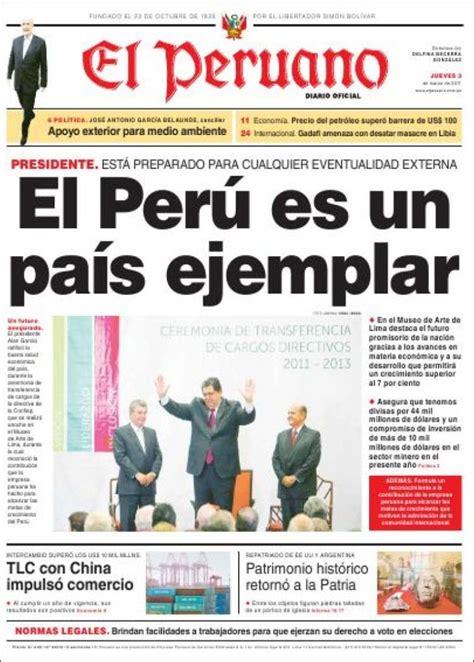 el trome diario peruano zavala orden 243 sacar a gargurevich de el peruano ii