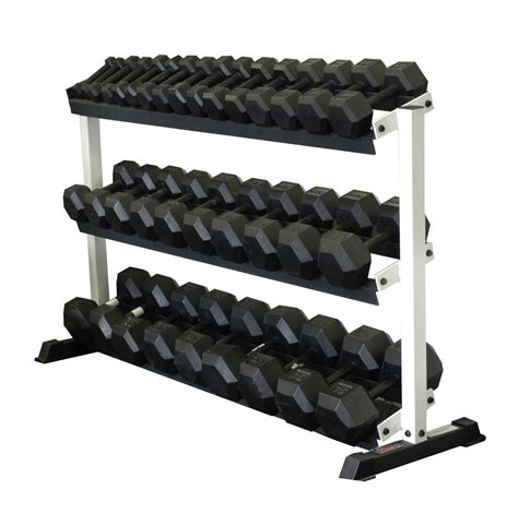 Dumbbell Rack With Weights by Fitness For You May 2012