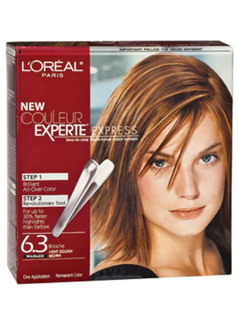 hair color kits with highlights best hair color products highlight kits instyle