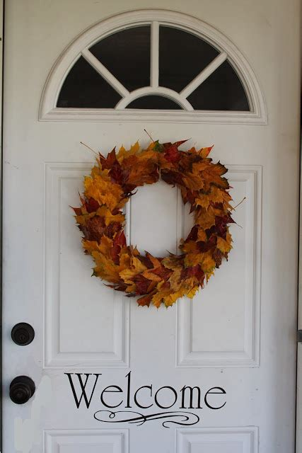 fall decorations roundup