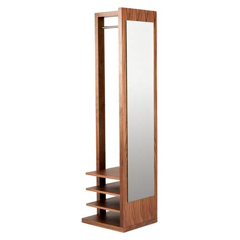 Mirror And Coat Rack by Freestanding Coat Stand And Mirror Dwell