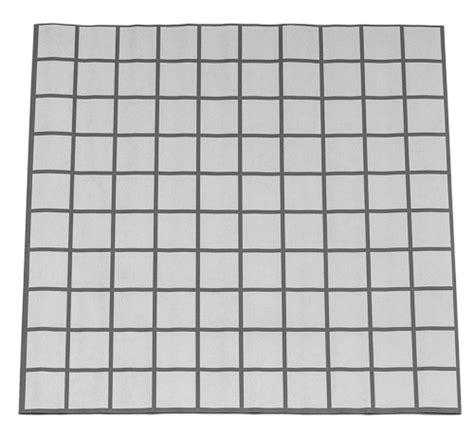 montessori teppich hunderterteppich 106 x 106 cm montessori material mathematik