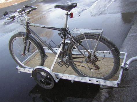 Bike Rack Trailer by Side Mount Bicycle Rack Bikes At Work