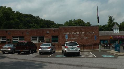 Norwalk Post Office Hours by Post Office Site Plan Gets Approval Greenwich Ct