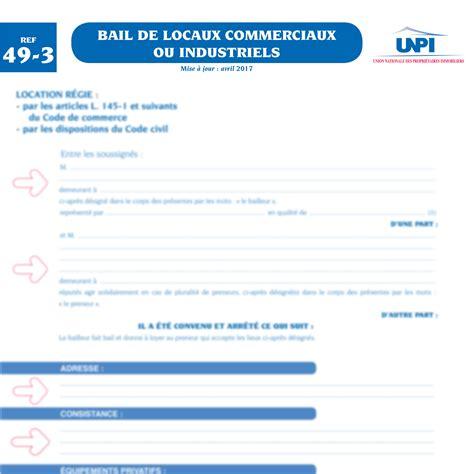 bail commercial lot de 2 la presse immobili 232 re
