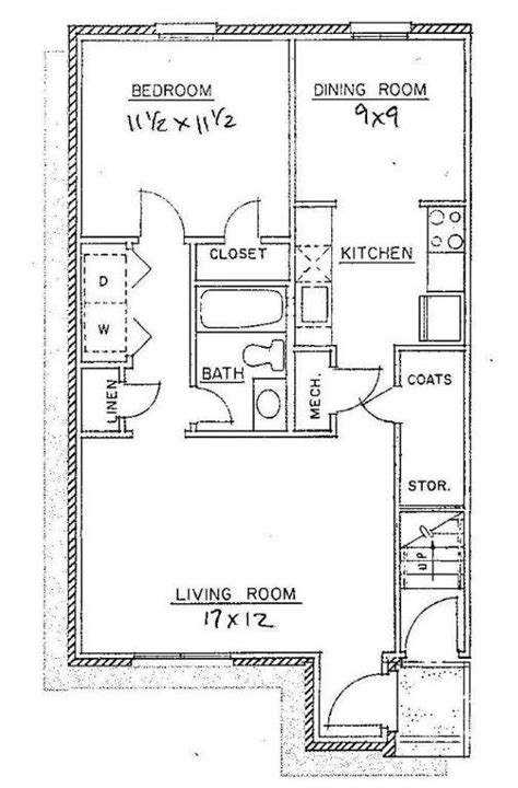 200 sq ft apartment floor plan an image of 1 200 square feet apartment joy studio