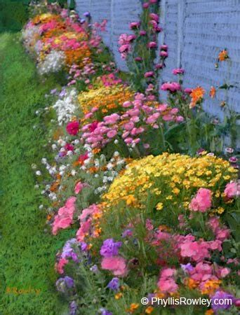 48 best images about fashioned flower garden on