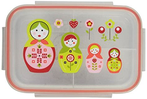 Sugar Booger Classic Lunch Sack Wind Up sugarbooger lunch box divided container matryoshka doll shopswell
