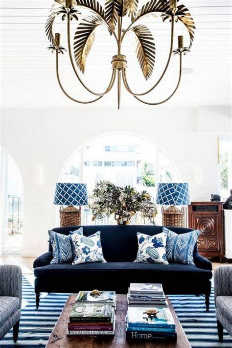 navy blue home decor back to classic how to get a perfect interior design in blue