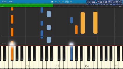 Tutorial Piano Depeche Mode   piano tutorial depeche mode personal jesus youtube