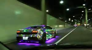 start your weekend right with this led lamborghini