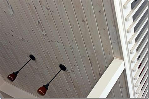 white wash ceiling planks white washed wood ceiling search new home