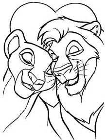 lion color pages az coloring pages
