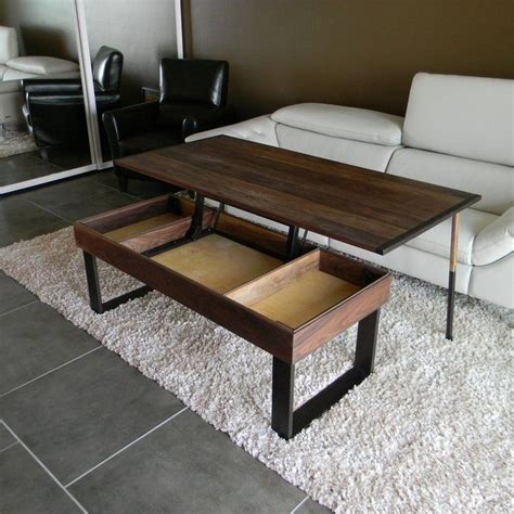 lift top pop up coffee table decor furnishings etc