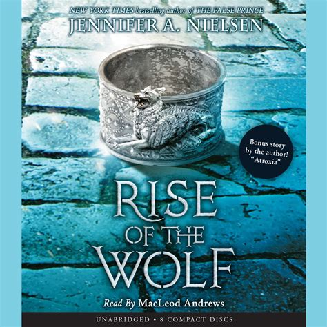 of the wolf books rise of the wolf audiobook by a nielsen