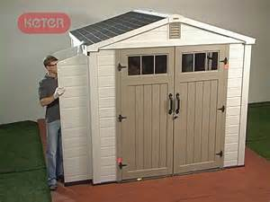 keter infinity 8x6 shed johnas