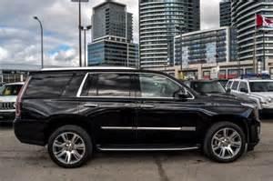 Cadillac Escalade 7 Seater 2016 Cadillac Escalade Luxury Collection 4x4 7 Seater Nav