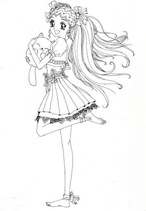 anime magical girl coloring pages 136 best images about coloring sheets on pinterest chibi