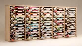 ink pad storage rack organize your